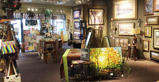 Custom Art Gallery Hudson, Roberts WI & Woodbury MN, Kelley Gallery Art & Frame