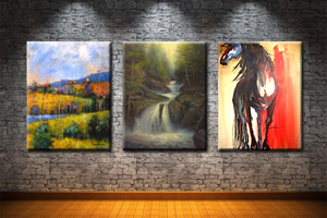 Art Gallery at Kelley Gallery Art & Frame in Woodbury, MN