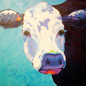 Mooberry by Cece Thorpe, Kelley Gallery Art & Frame in Hudson, Roberts WI & Woodbury, MN