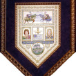 Needlepoint Frames at Kelley Gallery Art & Frame in Hudson, Roberts WI & Woodbury, MN