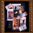 Travel and Vacation Memorabilia Frames at Kelley Gallery Art & Frame in Hudson, Roberts WI & Woodbury, MN