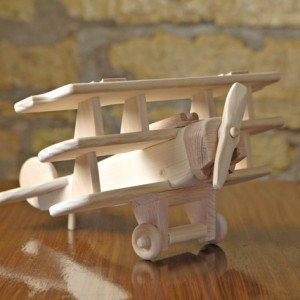 Airplane- Red Baron by Kringle Workshops