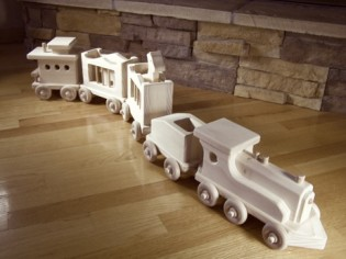 Circus Train by Kringle Workshops