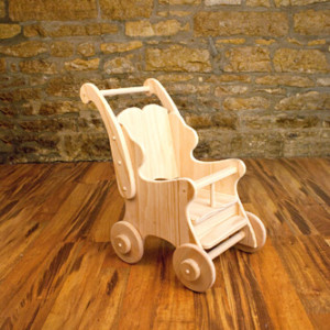 Doll Stroller by Kringle Workshops