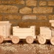 Kringle Workshops Freight Train