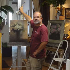 Artist Richard Kochenash, Kelley Gallery Art & Frame in Hudson, Roberts WI & Woodbury, MN