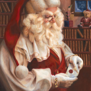 Dear Santa by Nanci Fulmek