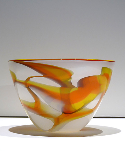 Bowl by Pauly Cudd, PRC-4.593