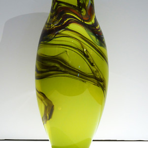 Tall Vase by Pauly Cudd, PRC-5.220