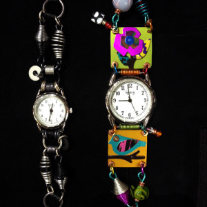 Watches by Barbara Lager at Kelley Gallery Art & Frame in Woodbury, MN