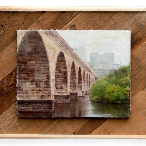 Stone Arch Bridge-359 by Images by Lee