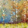 Enchanted by Jeff Koehn, 60x20 Acrylic