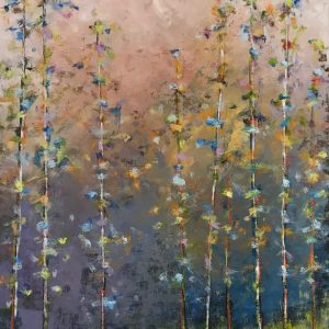 Mystical Woods by Jeff Koehn 30X40 Acrylic at Kelley Gallery Art & Frame in Woodbury, MN