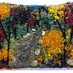 Fall Colors by Laurie Vasichek, 7.5x5 Glass
