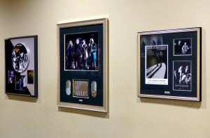 Wall Grouping at the Xcel Center by Kelley Gallery Art & Frame in Woodbury, MN